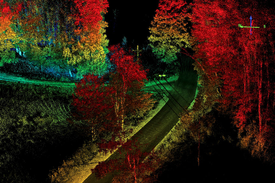 Allegheny Surveys UAV LiDAR and Mobile Mapping